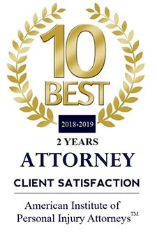 10 Best in California For Client Satisfaction Award